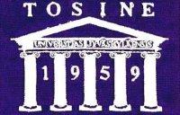 Tosineen logo ja haalarimerkki